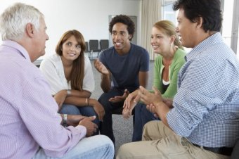 Recovery involves support of those around you