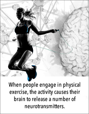 exercise and neurotransmitters