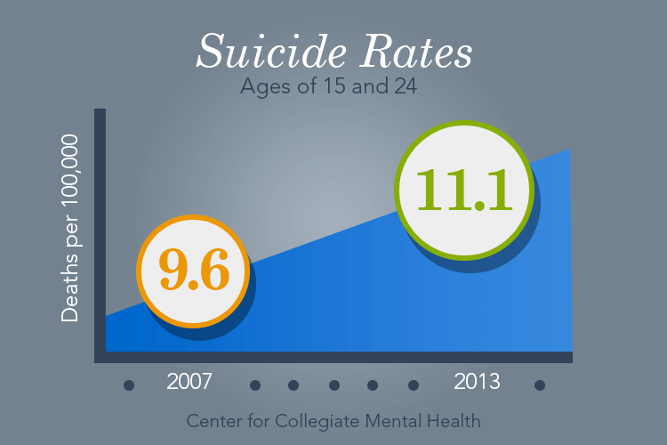 suicide rates 2013