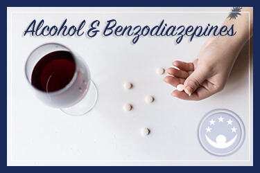 Alcohol and Benzodiazepines Together