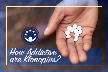 How Addictive are Klonopins?