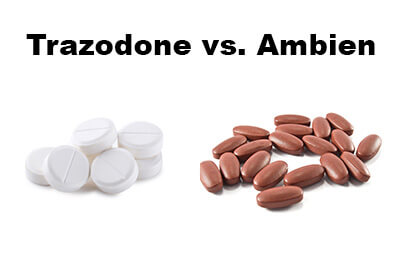 Trazodone Vs Ambien Uses Side Effects And Comparison