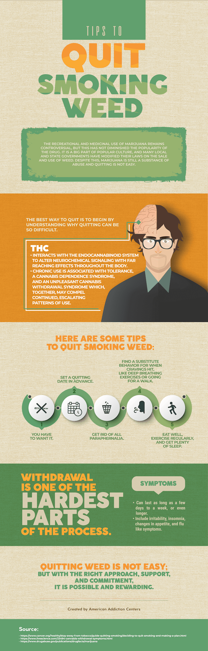 How to Stop Smoking Pot: Tips and Benefits of Quitting