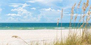 st. petersburg beach in florida