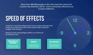 Immediate Effects of Cocaine