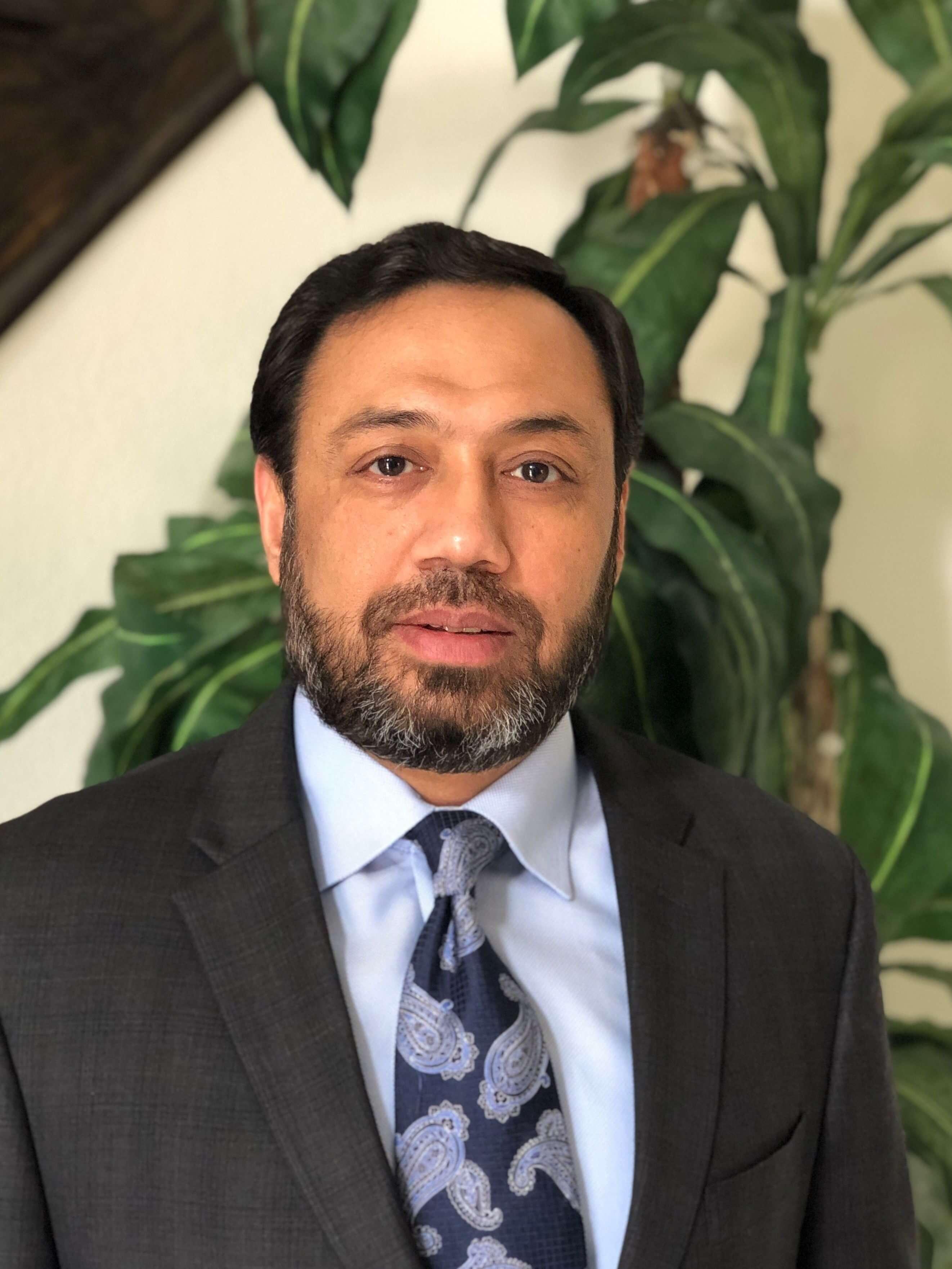 Dr. Shahzad Allawala